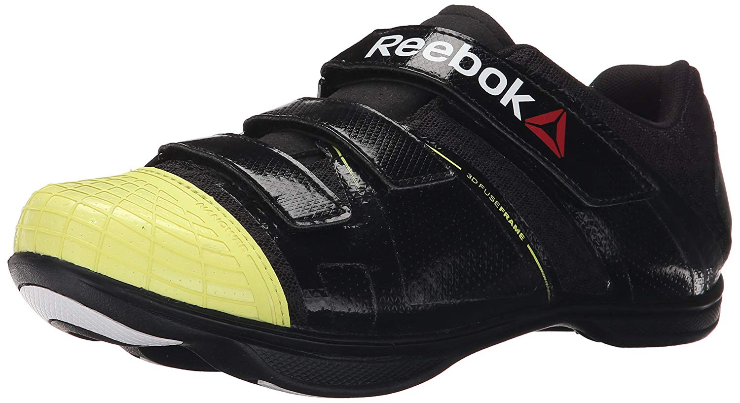 reebok shoes black