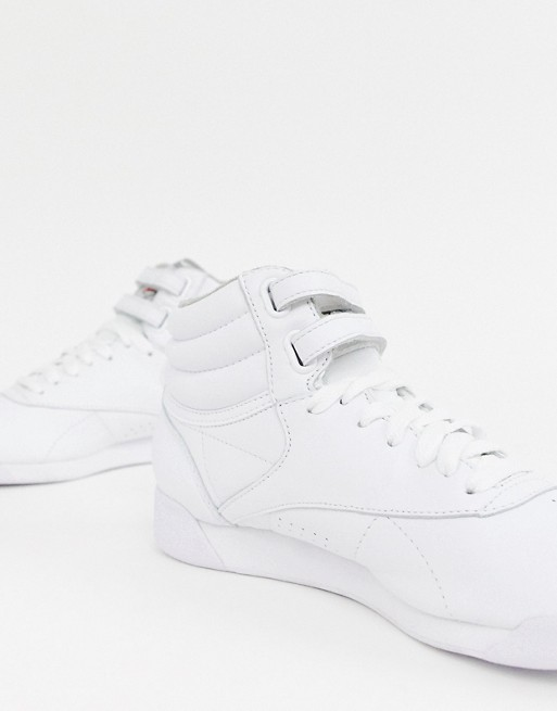 reebok high tops white