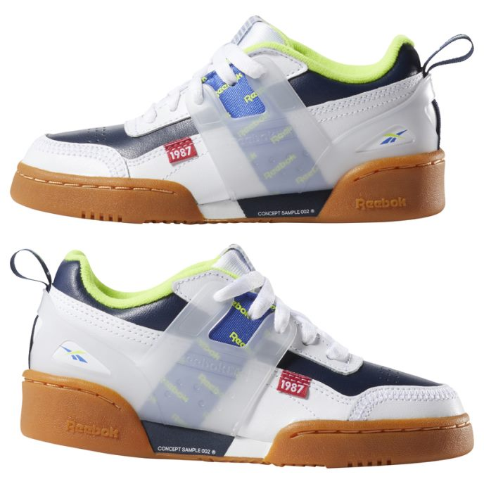 reebok workout plus altered